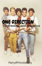 One Direction: Preferences And Imagines. by Alukeoholic