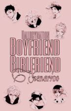Ouran High school Host Club: boyfriend/girlfriend Scenarios ((editing)) by Hallucynation