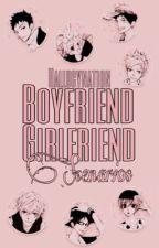 Ouran High School Host Club: Boyfriend And Girlfriend Scenarios | EDITING by Hallucynation