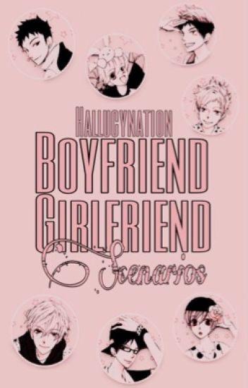 Ouran High school Host Club: boyfriend/girlfriend Scenarios ((Editing))