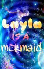 Layla is a Mermaid by SyadzaandhiniP