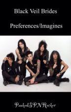 Black Veil Brides Preferences/Imagines by PunkedSPNRocker