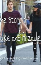 The story of Luke and Arzaylea by fightmemalum