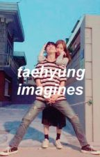 TAEHYUNG [BTS] IMAGINES* by primalamadingdong