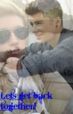 Lets Get Back Together! a ziall fanfic boyxboy by Iloveonedirection1D5