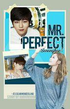 Mr.Perfect... Saranghae!! [Malay Fanfic] by MarkSya93