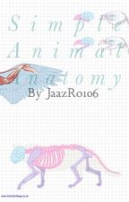 Simple Animal Anatomy by JaazRo106