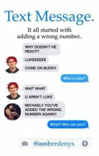 Text Message. •5SOS• by amberdenys