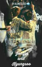 Jongin and Kyungsoo by alonecloud