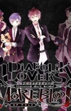 Diabolik lovers vs Mukami by cristinabrambilla_