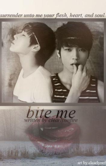 [Trans][WooGyu] BITE ME