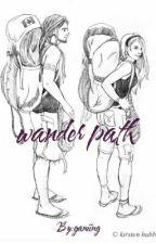 Wander Path  by ganiing