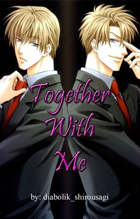 Together With Me [Kichiku Megane Fanfiction] - ON HOLD by _shiro_usagi_