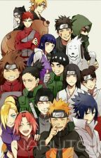 Naruto et le monde ninja by Spencerxoox