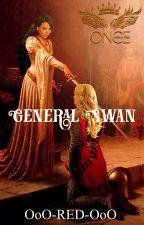 Générale Swan (SwanQueen) by OoO-RED-OoO