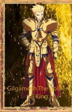 Gilgamesh The Golden King. by Dancingflangies