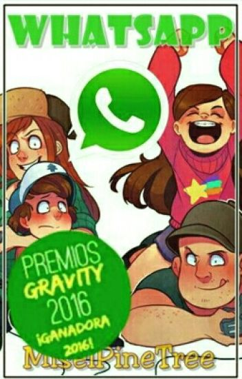 Whatsapp | Gravity Falls |