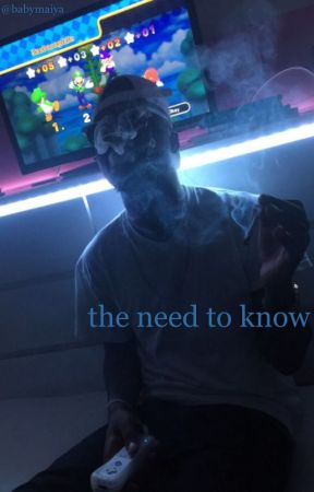 the need to know | chance the rapper fanfic by maiyaling