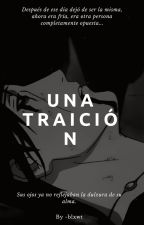 Una Traición(Sasuke) #NarutoAwards by MadamAkane