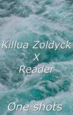 Killua Zoldyck •One Shots by boaxxhancock