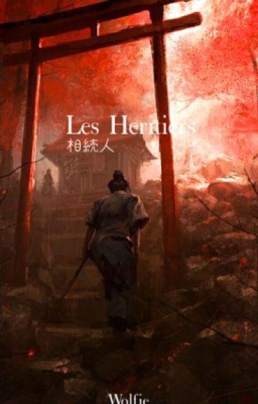 Les Hériters  by Wolfie_C