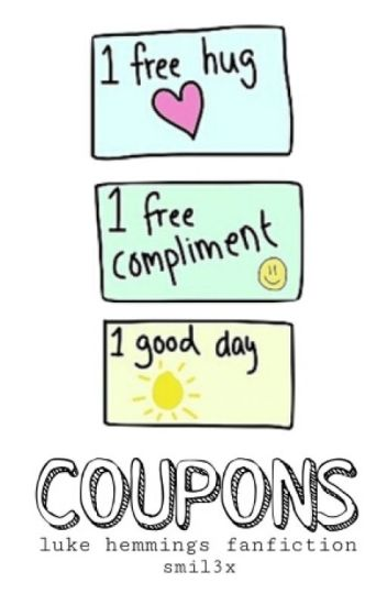 luke hemmings // coupons