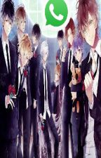 Diabolik Lovers Whatsapp by PanPangtan