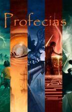 Profecias - O Retorno do Titã by LostInArt13