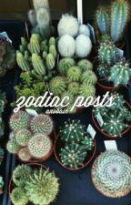 zodiac posts  by anobain