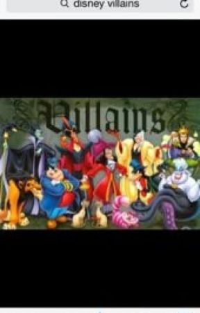 Top 10 Disney Villains by atherodeogirl16