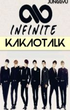 Infinite » KakaoTalk by junggyu