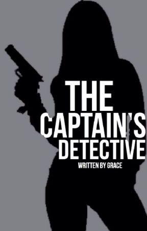 The Captain's Detective ~Chris Evans~ by GraceLovesGilBlythe