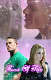 Tweet Of Fate (John Cena) by RavenHairedArtist