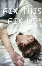 Fix this, fix us «Yoonmin» by Cona-hyung