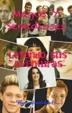 Magos y Semidioses: Leyendo sus aventuras. by andrealibra15