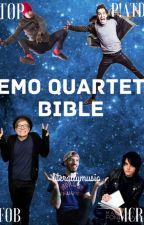 Emo Quartet Bible by literallymusic