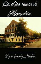 La chica nueva de Alexandria by Frankie_WalkerKiller