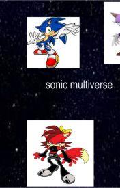 sonic multiverse by wiredo884