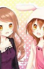Sisters Twin Grimm by mistyXD