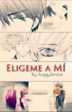 Eligeme a MI; Sekaiichi Hatsukoi (Yaoi) by SuggySenpai
