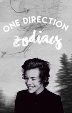 One Direction Zodiacs by spaecebuns