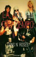 La Máquina Del Tiempo, Guns n Roses by Laura_Cooper