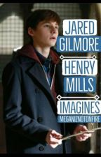 Jared Gilmore/Henry Mills Imagines by meganiznotonfire