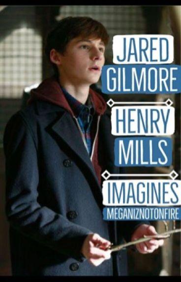 Jared Gilmore/Henry Mills Imagines