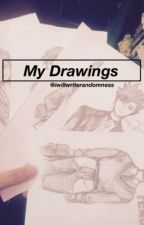 My Drawings by Iwillwriterandomness