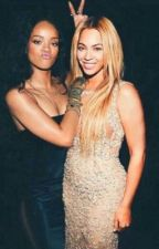 Bey x Rih Imagines by gpldendfes