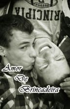 Amor de Brincadeira (Romance Gay) by W_C_Silva
