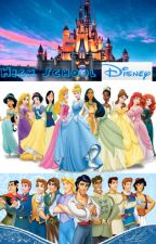 World Disney School by ValeBooksMeza