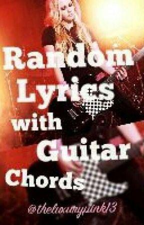 Random Lyrics With Guitar Chords Hello Kitty By Avril Lavigne