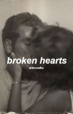 broken hearts + njh by arcticvodka